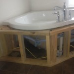 Beach Haven West, NJ Modular Home Bathroom Bathtub