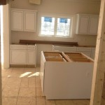 Beach Haven West, NJ Modular Home KitchenSet