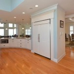 Kitchen of Modular Home in Sea Bright NJ