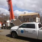 Roof Added ro Modular Home in Brick NJ