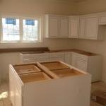 Beach Haven West, NJ Modular Home Kitchen Island
