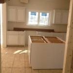 Beach Haven West, NJ Modular Home KitchenSet