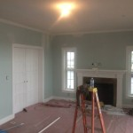 Beach Haven West, NJ Modular Home Living Room