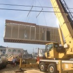 First Level of Modular Home in Lavallette NJ