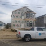 Modular Home in Lavallette NJ Before Siding
