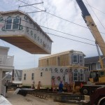 Second Floor of Modular Home in Lavallette NJ