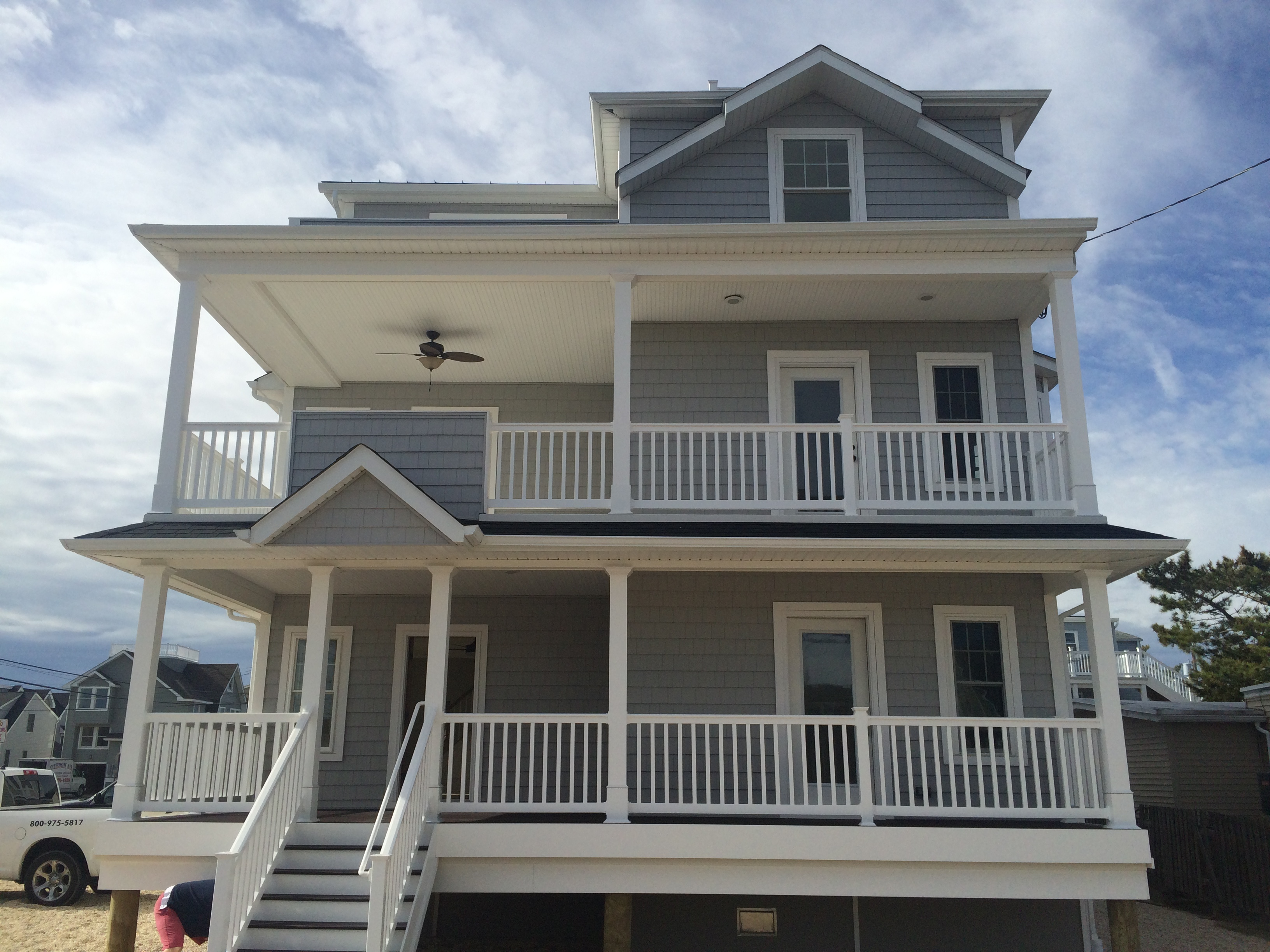 Long Beach Island Nj Modular Home By Coastal Modular