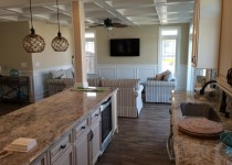 Lavallette, NJ Modular Home Interior Design