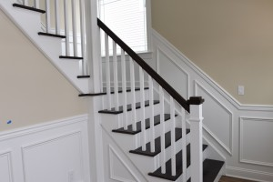 Lavallette, NJ Modular Home Staircase
