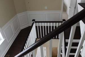 Down Staircase Of Lavallette, NJ Modular Home
