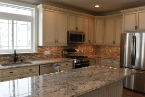 Lavallette, NJ Modular Home Kitchen Design