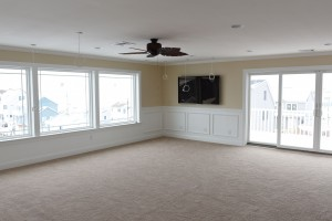 Open Room In Lavallette, NJ Modular Home