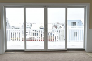 Lavallette, NJ Modular Home Sliding Glass Doors