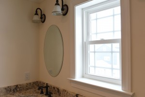 Bathroom In Lavallette, NJ Modular Home