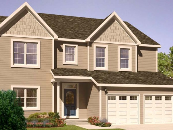 Two story modular homes for the growing family for 2 family modular homes